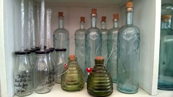 ozdobne butelki do trunków