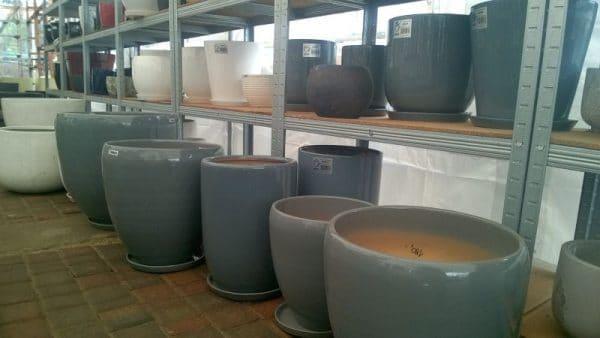 Donice ceramiczne zewnętrzne
